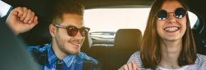 Muziek in de auto