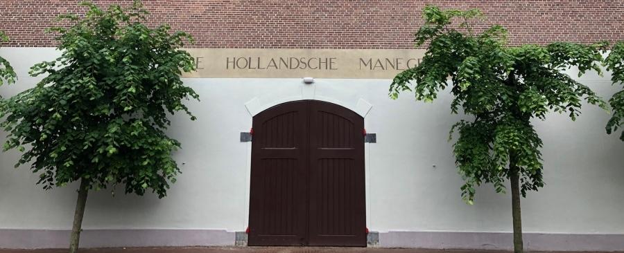 Omroepinstallatie bij de Hollandse Manege