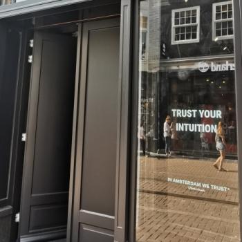 In amsterdam we trust