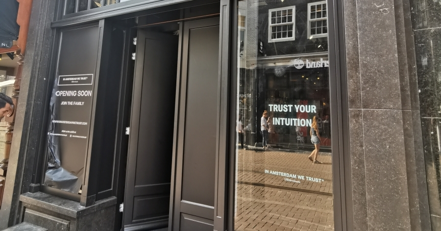 In amsterdam we trust geurmarketing