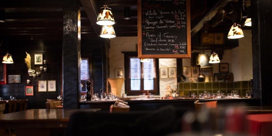 Geur 'Mahoni' bij Café Postiljon
