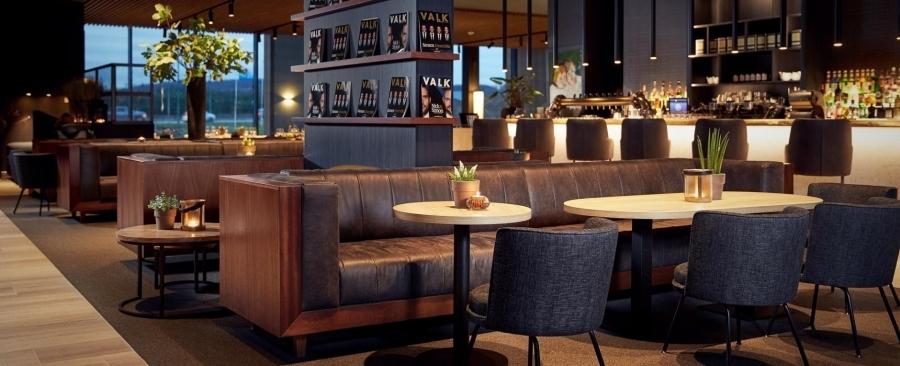 Muziek Van der Valk restaurant