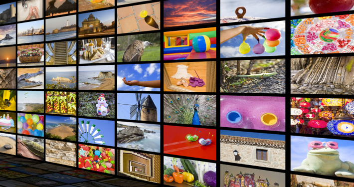 TV scherm
